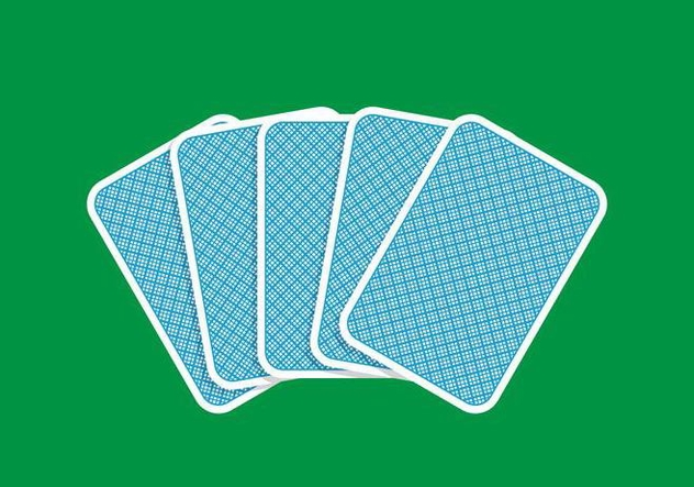 Playing Card Design - vector gratuit #440649