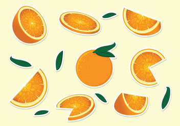 Clementine Vector - Free vector #440739