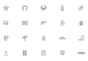 Free Gaucho Icon Vectors - бесплатный vector #441689