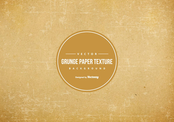 Grunge Paper Texture Background - Kostenloses vector #442239
