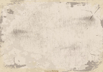 Messy Dirty Grunge Background - vector gratuit #442729