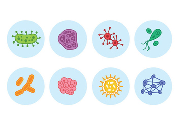 Mold Icons Vector - Free vector #443449