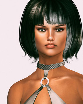 Skin Lulu' (Akeruka Applier) by WoW Skins - image gratuit #446519