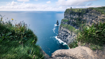 Cliffs of Moher - Clare, Ireland - Landscape photography - бесплатный image #447029