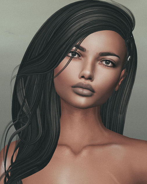 Skin Paige by Modish @ Season Story & Hairstyle fulla by adoness @ Hair Fair 2017 - Free image #447059