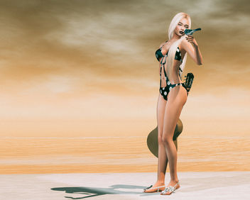 Swimsuit Vedra by La Perla @ Suicide DollZ - Free image #447919