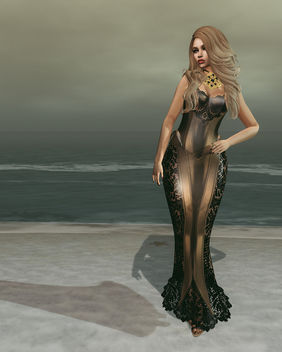 Cherish Gown by Jumo @ InspirationSL (starts september 17th) - image #448629 gratis