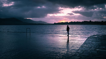 Lough Leane at sunset - Killarney, Ireland - Travel photography - Free image #448989