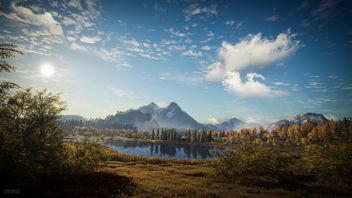 TheHunter: Call of the Wild / Misty Mountains - Kostenloses image #449199