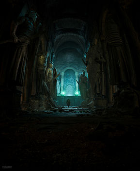 Middle Earth: Shadow of War / Entering The Ruins - Free image #449289