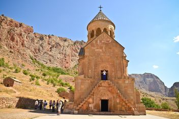 Church of Noravank Monastery in Armenia - Kostenloses image #449599