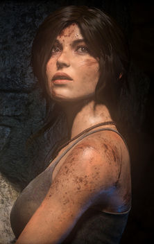 Rise of the Tomb Raider / Staring in to the Light - image gratuit #450039
