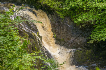 Ingleton Waterfalls Trail - бесплатный image #450239