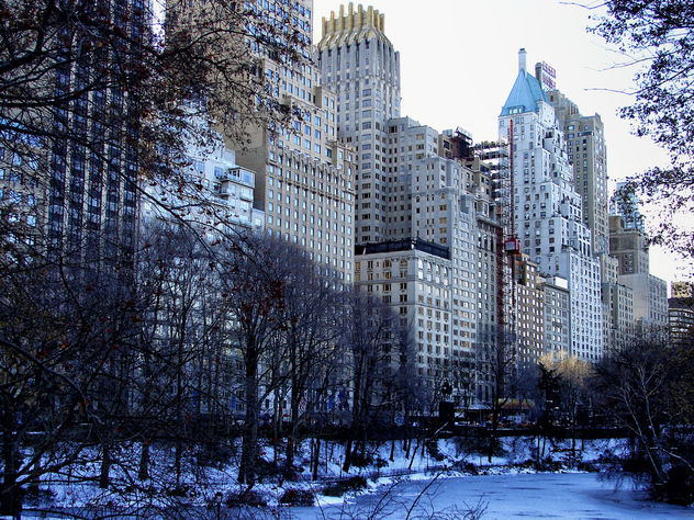 [2005] Central Park South - image gratuit #450969