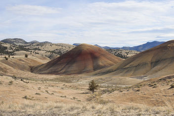 Painted Hills State Park - Kostenloses image #451599