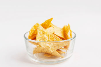 Close up of corn chips - Free image #452229