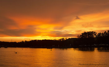 Rawai dramatic sunset - image gratuit #452339