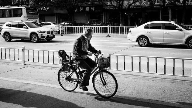 The old rider - image #453299 gratis