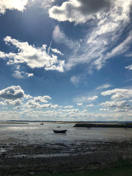 Low Tide Lindisfarne - бесплатный image #453719