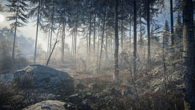TheHunter: Call of the Wild / Misty Forest - image gratuit #453819