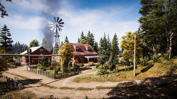 Far Cry 5 / Peaceful Farm - image gratuit #454289