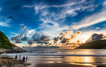 Sunset at Nai Harn beach XOKA6731s-h - image #454329 gratis