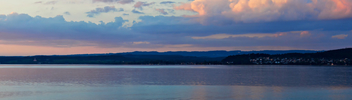 Lake of Constance panorama - Free image #455269