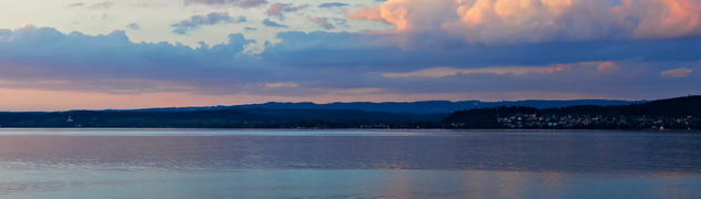 Lake of Constance panorama - image gratuit #455269