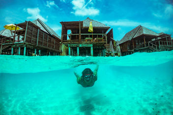 Underwater - Maldives - Travel photography - Free image #455509