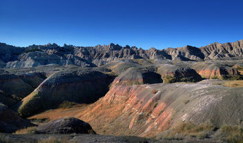 Badlands National Park,South Dakota. - Free image #455749