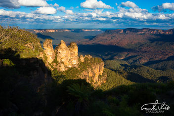 Three Sisters - Blue Mountains - image #456299 gratis