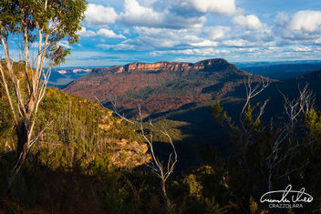 Blue Mountains Panorama - image gratuit #456309