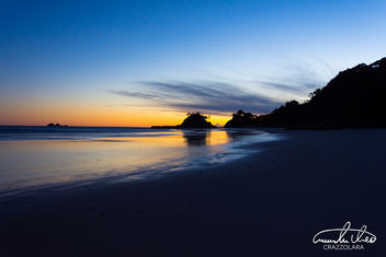 Byron Bay Sunset - image #456579 gratis