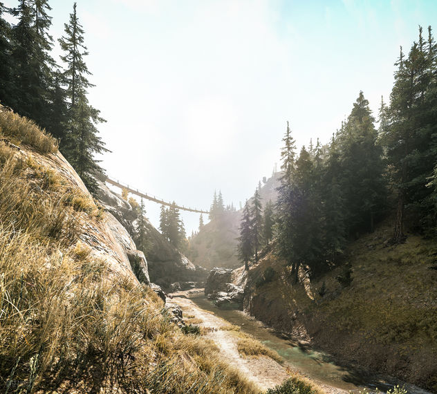 Far Cry 5 / The Bridge - Free image #458199