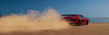 Forza Horizon 3 / Quite Dusty (Panorama) - Free image #458219