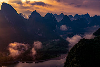 Li River Valley - image gratuit #458919