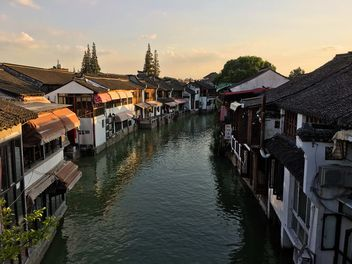 Wuzhen Old City, Shanghai, China - Free image #460069