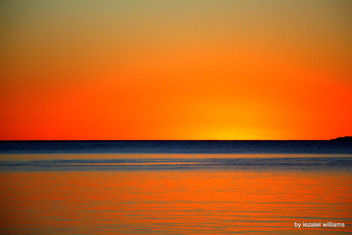 Sunset by iezalel williams - Isle of Pines in New Caledonia - IMG_2215-004 - Canon EOS 700D - Kostenloses image #461729