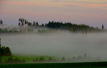 The misty evening - Kostenloses image #463679
