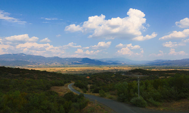 North Macedonia Landscape - Kostenloses image #463749