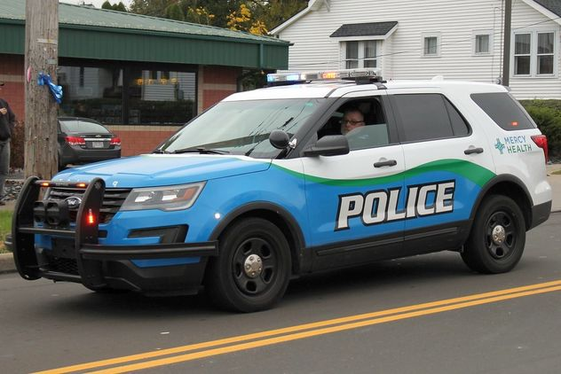 Mercy Health Police Ford Police Interceptor Utility - Free image #463989