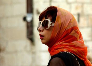 Scarf and sunglasses - Free image #464589