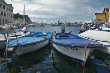Fishing boats II - image gratuit #464699