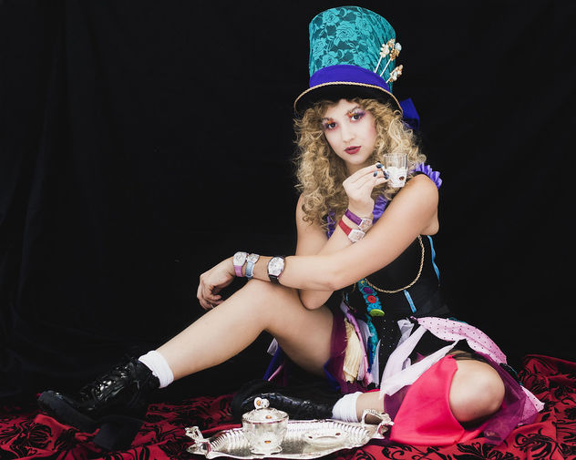 The Mad Hatter - image gratuit #465249