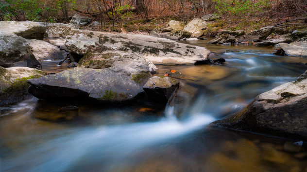 Little Waterfall on the Hawlings River - Free image #465749