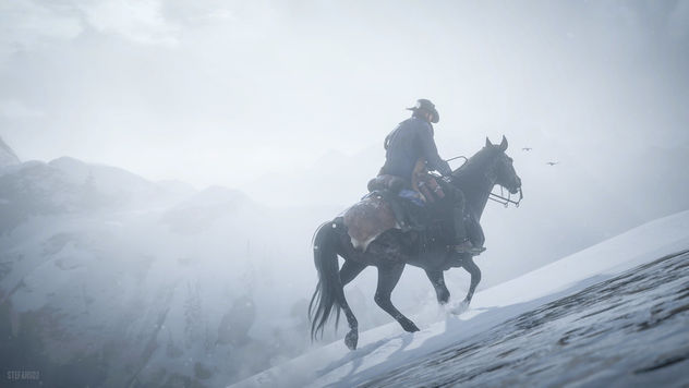 Red Dead Redemption 2 / Getting Colder - Free image #466919