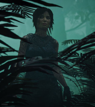 Shadow of the Tomb Raider / Foliage - Kostenloses image #467309