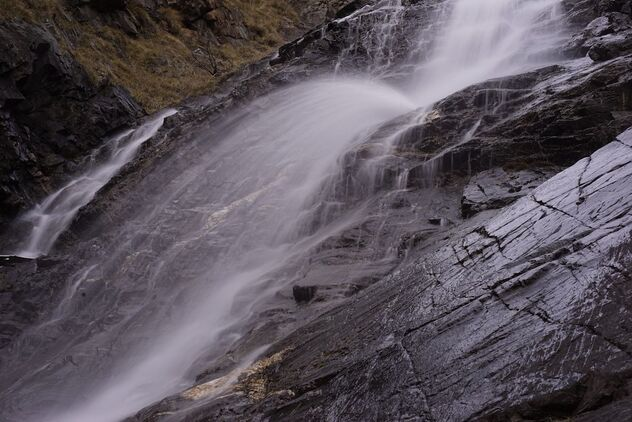Waterfall close-up. - Free image #468979